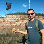 U zlatého dolu se sušeným netopýrem